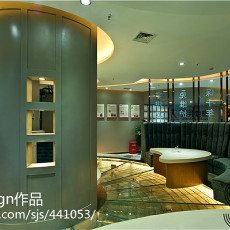 精选面积78平东南亚二居客厅装修实景图片欣赏