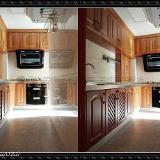 热门现代小户型厨房装修效果图片