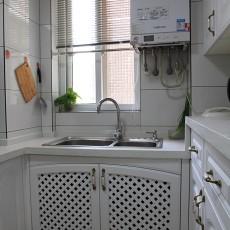 欧式二居厨房装饰图片欣赏