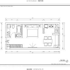 精美86平米现代小户型休闲区欣赏图片