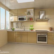 精选小户型厨房现代实景图片欣赏