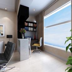 热门二居阳台现代装修设计效果图片