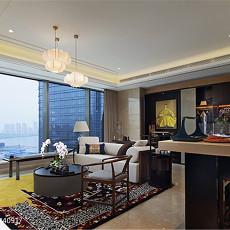 中式家装客厅效果图大全