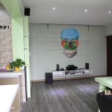 精选小户型厨房现代装饰图片欣赏