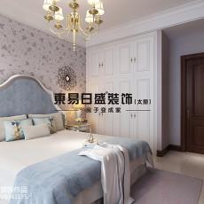 2018欧式小户型卧室装修效果图