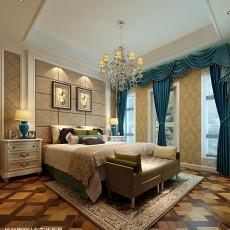 热门137平米欧式复式卧室欣赏图片大全