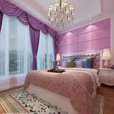 热门欧式复式卧室装修设计效果图