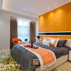 热门卧室现代效果图片