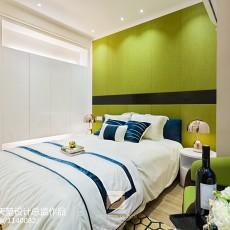 现代卧室欣赏图片大全