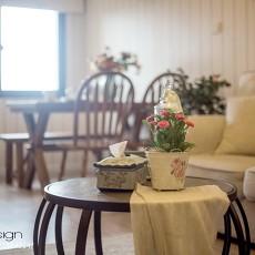 热门101平米三居客厅美式装修设计效果图片