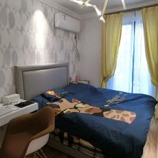 热门欧式三居儿童房实景图片