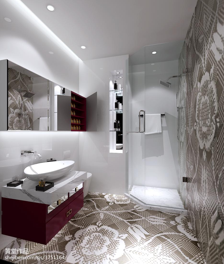 貝特淋浴房裝修圖片合集