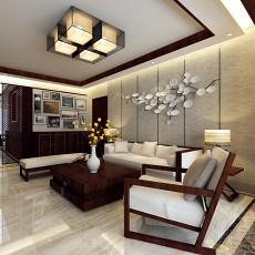 2018精选面积88平现代二居客厅装修欣赏图片大全