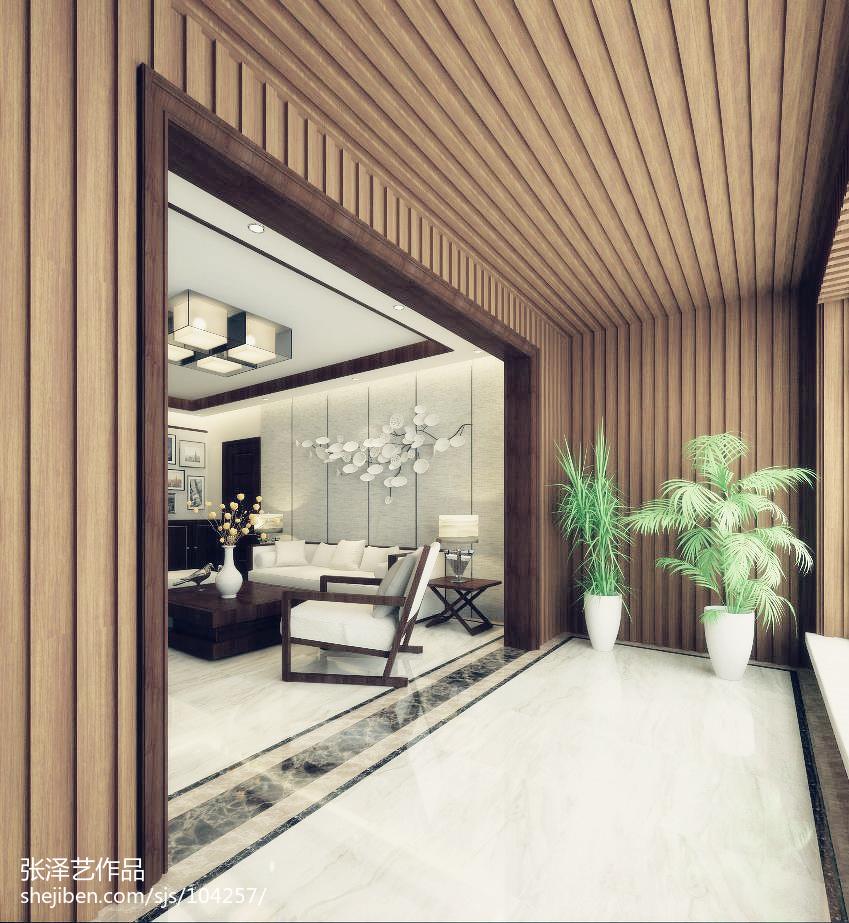 热门85平米二居阳台现代装修效果图片大全
