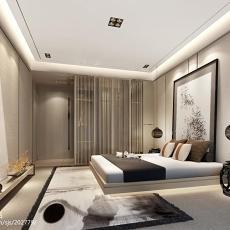 精选中式卧室装修效果图片大全
