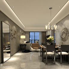 精选大小90平现代三居客厅效果图片欣赏