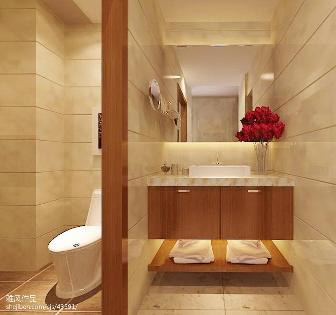 自然木质北欧风格客厅设计
