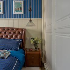 精选面积105平欧式三居儿童房欣赏图片大全