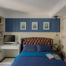 精美面积99平欧式三居儿童房装饰图