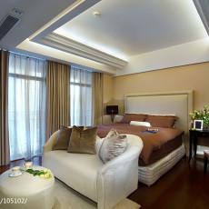 现代卧室墙纸