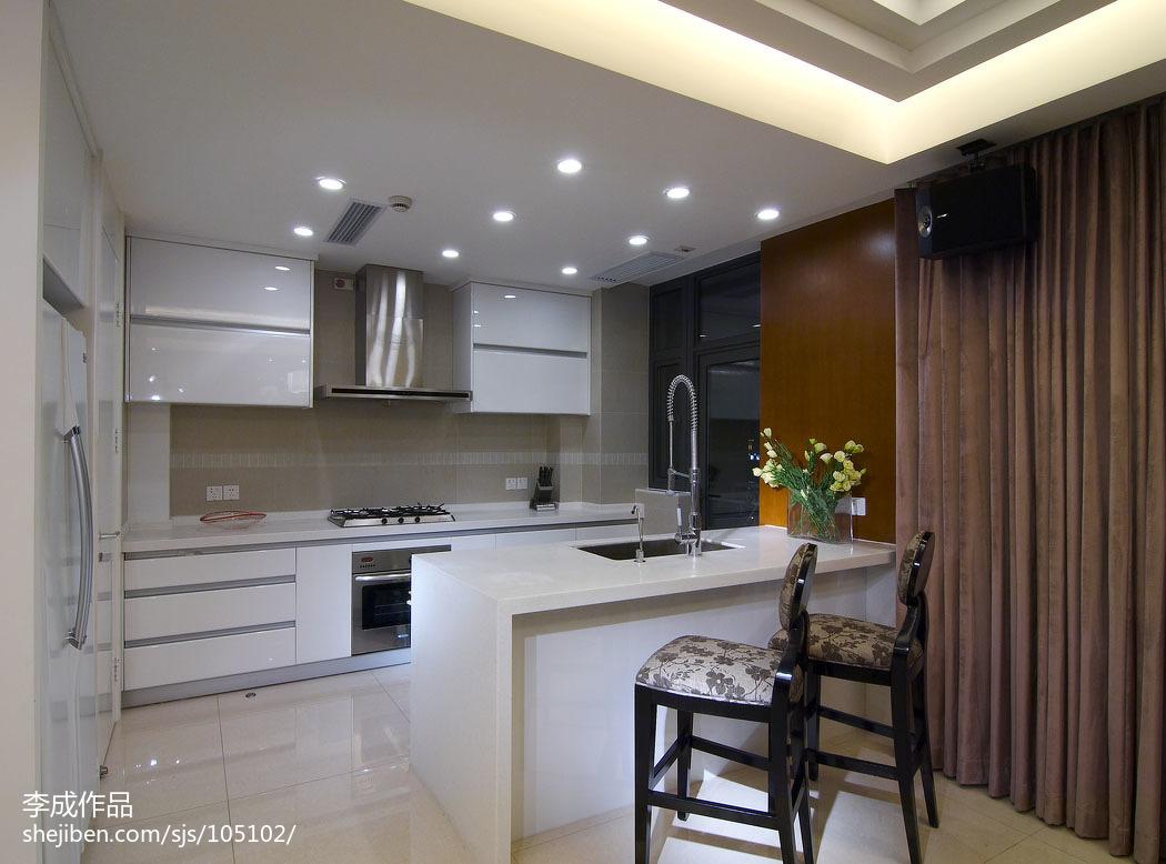 厨房橱柜内部设计