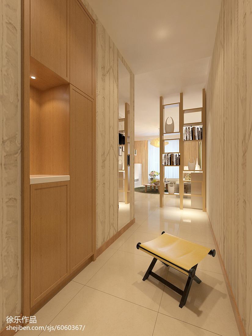 现代化舒适卧室装修效果图