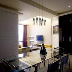 2018大小71平现代二居餐厅装饰图片欣赏