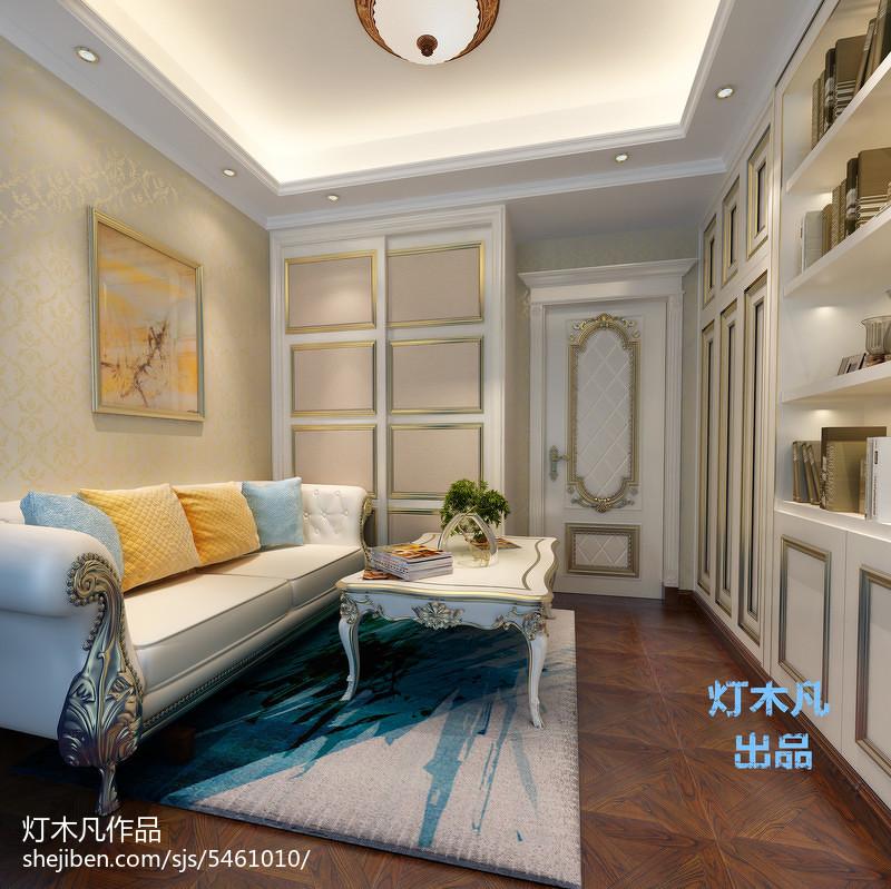 温馨典雅欧式卧室装饰