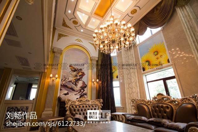 地中海风格家居餐厅设计装饰效果图