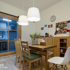 精美大小127平现代四居餐厅装修欣赏图片大全