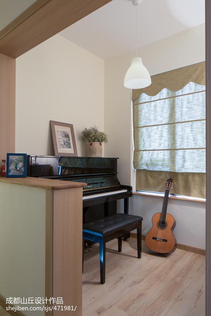 现代四居休闲区装修效果图片欣赏