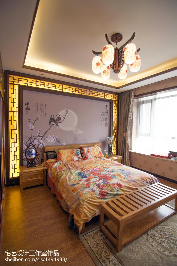 温馨398平中式别墅装修设计图