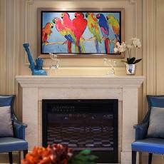 精选欧式客厅装修设计效果图片大全