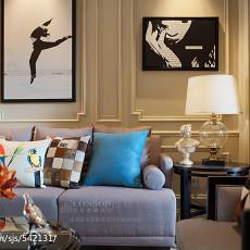 精选欧式客厅装修效果图片欣赏