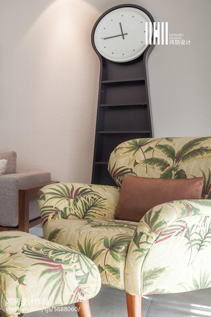 精美103平米三居客廳簡約欣賞圖片
