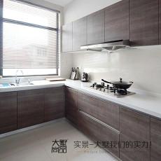 悠雅839平现代别墅厨房设计图