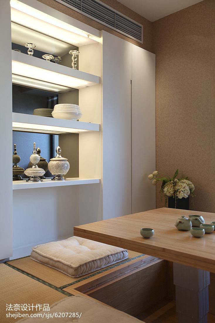 时尚现代一居室设计装修效果图