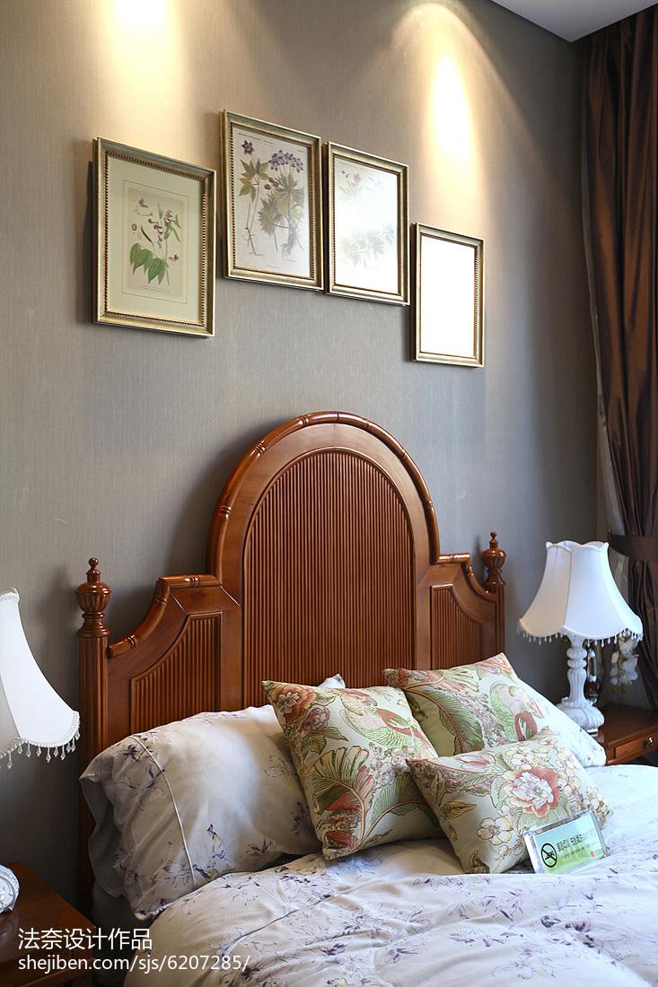 东南亚时尚设计卧室图片大全