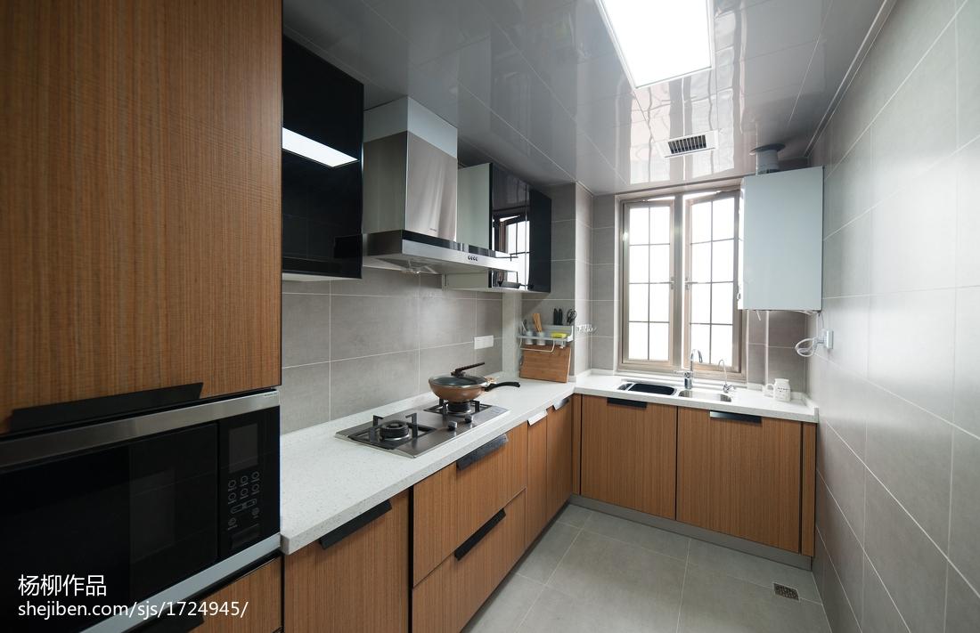 厨房橱柜大理石台面图片