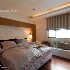 精选面积106平东南亚三居卧室装修实景图片