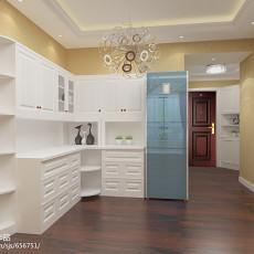 精美现代二居休闲区装修图