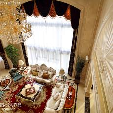 精选面积144平别墅客厅欧式装饰图片欣赏