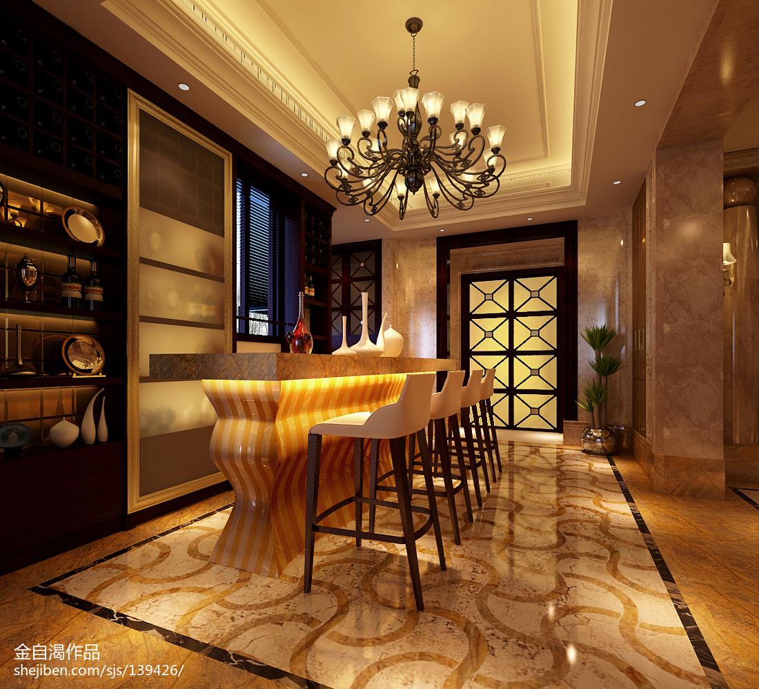 欧式古典沙发设计