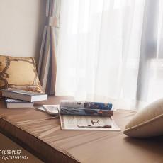 明亮253平混搭样板间卧室设计效果图