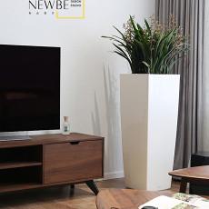 71平米二居客厅简约装修设计效果图