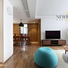 2018精选78平米二居客厅简约实景图片欣赏