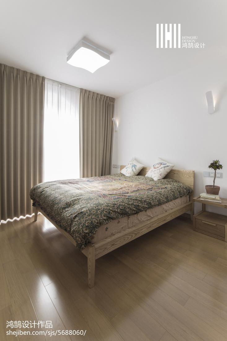 精美122平米日式复式卧室实景图片