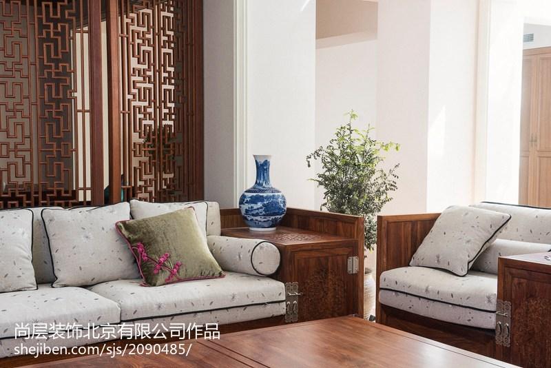 热门111平米混搭别墅休闲区装饰图片