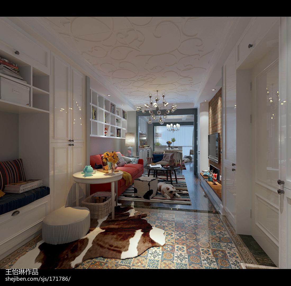 巴克寓所 复式婚房设计_2241862
