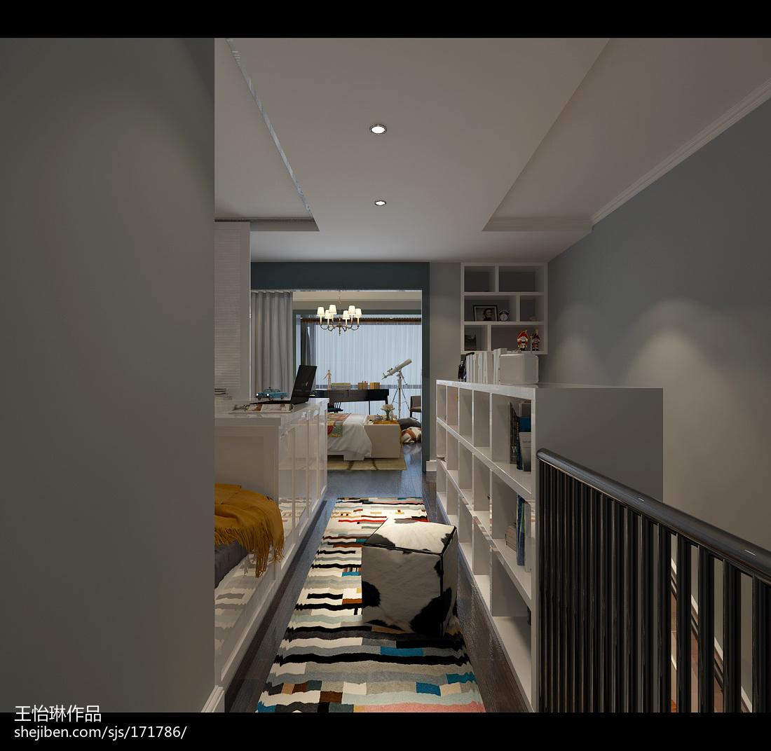 巴克寓所 复式婚房设计_2241868